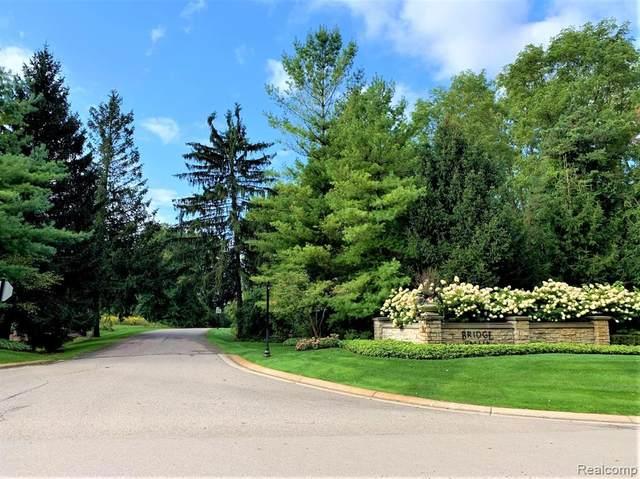 7315 Pine Meadow, Independence Twp, MI 48348 (#2210037480) :: GK Real Estate Team