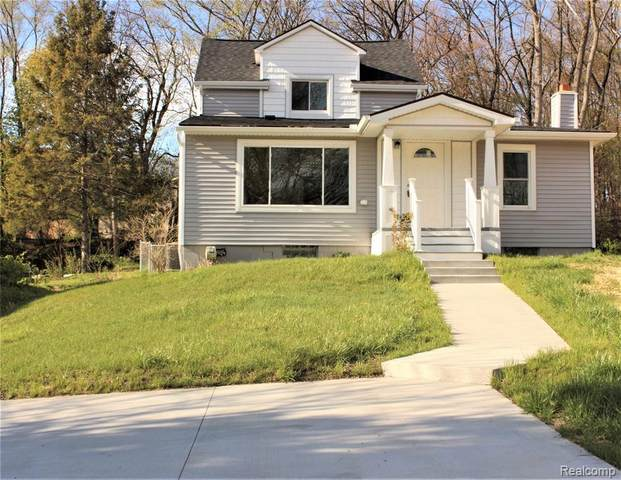 721 Nelson Street, Brighton, MI 48116 (#2210037700) :: Real Estate For A CAUSE