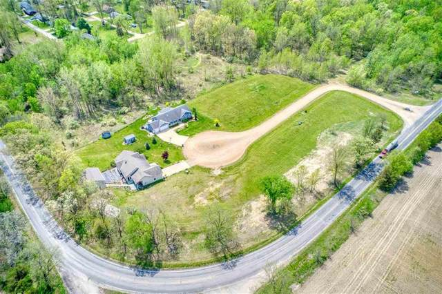 0 N Lake Rd, Columbia, MI 49230 (#55202101485) :: Real Estate For A CAUSE
