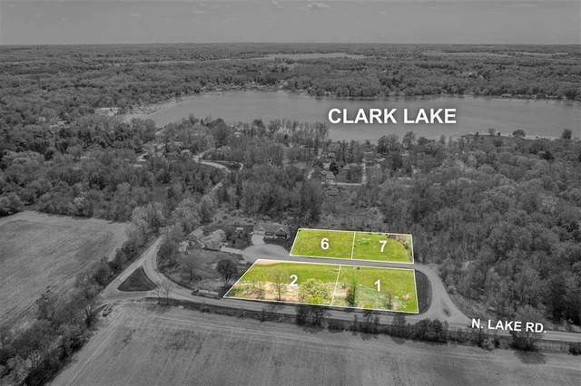 0 N Lake Rd, Columbia, MI 49230 (#55202101487) :: Real Estate For A CAUSE