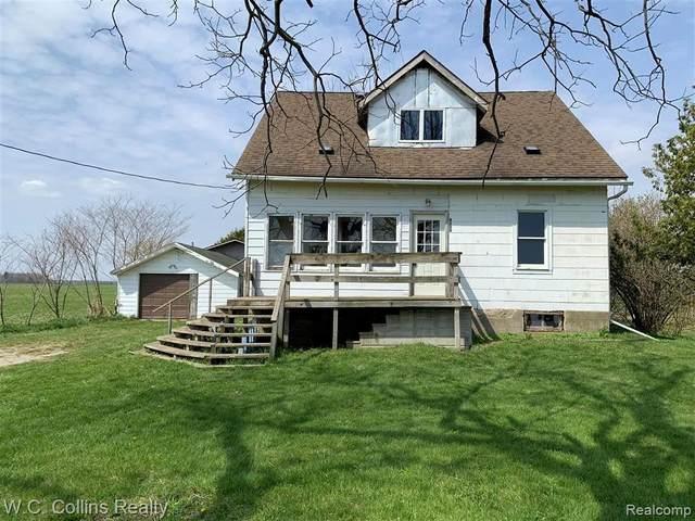 4500 S South Klug Road, Sherman Twp, MI 48441 (#2210038139) :: GK Real Estate Team