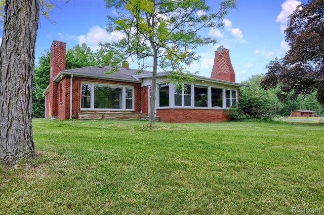 16355 Haggerty Road, Van Buren Twp, MI 48111 (#2210038181) :: Real Estate For A CAUSE