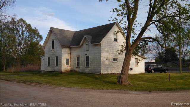 66077 W 8 MILE Road, Northfield Twp, MI 48178 (#2210038340) :: Real Estate For A CAUSE