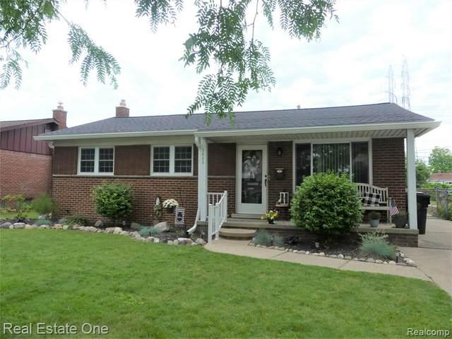 3660 Saint Paul Street, Trenton, MI 48183 (#2210038460) :: Duneske Real Estate Advisors