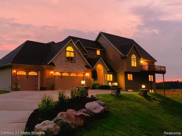 6224 S Irish Road, Atlas Twp, MI 48439 (#2210038531) :: Real Estate For A CAUSE