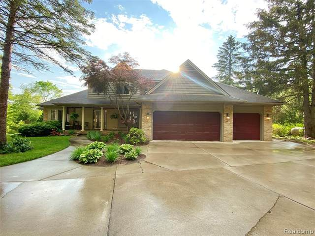 12415 Germany Road, Tyrone Twp, MI 48430 (#2210038689) :: Real Estate For A CAUSE