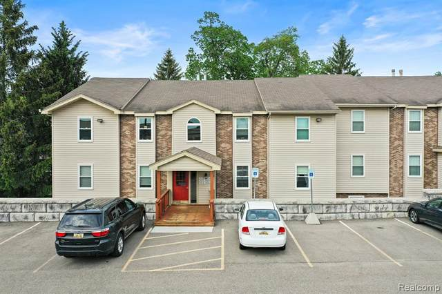 5068 Harbor Oaks Drive #47, Waterford Twp, MI 48329 (#2210038768) :: Real Estate For A CAUSE