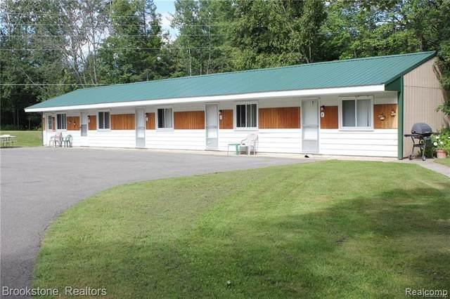 1447 Black River Rd, Cheboygan, MI 49721 (#2210038955) :: Real Estate For A CAUSE