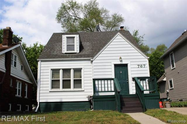 767 Saint Louis Street, Ferndale, MI 48220 (#2210038980) :: Robert E Smith Realty