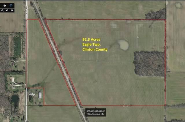 Vl S Tallman Road - 92Acres, Eagle Twp, MI 48837 (#53021019065) :: Alan Brown Group
