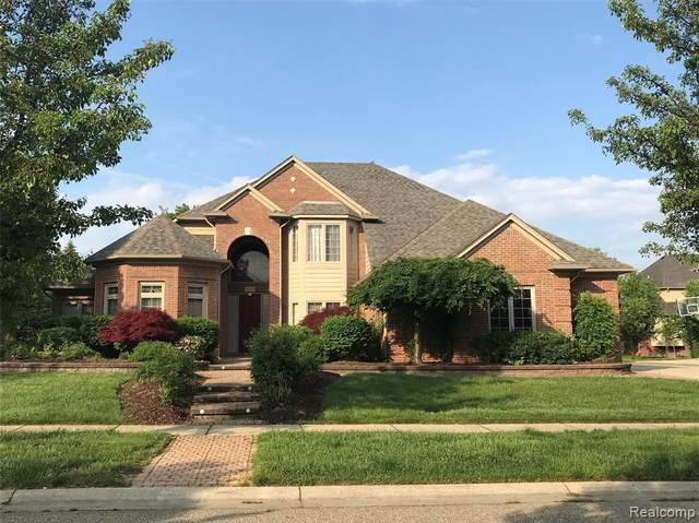 7301 Vista Drive, Shelby Twp, MI 48316 (#2210039053) :: Real Estate For A CAUSE