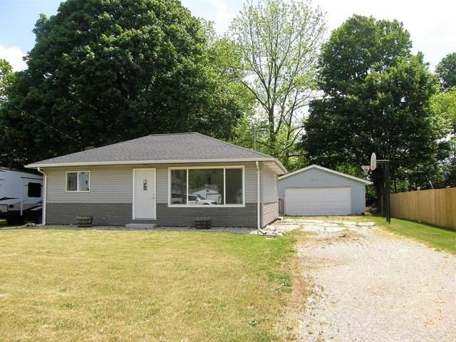 120 N 2nd Street, Cassopolis Vlg, MI 49031 (#69021019099) :: Real Estate For A CAUSE
