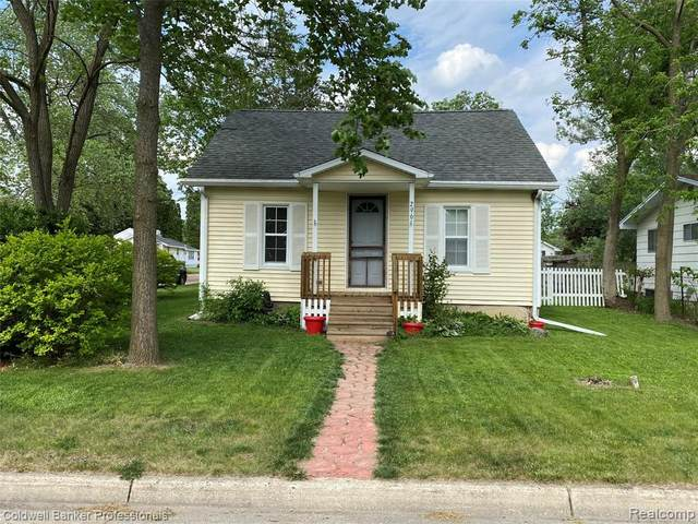 296 Oriole Street, Lapeer, MI 48446 (#2210039185) :: Real Estate For A CAUSE