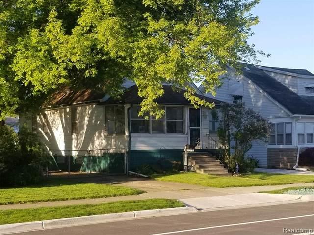 17430 Martin Road, Roseville, MI 48066 (#2210039212) :: The BK Agency