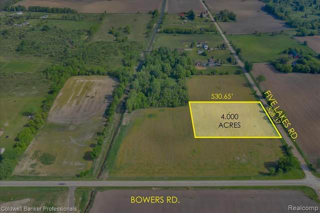 00 Five Lake Road, Mayfield Twp, MI 48446 (#2210039353) :: National Realty Centers, Inc