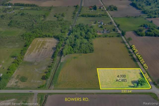 00 Five Lakes Road, Mayfield Twp, MI 48446 (#2210039369) :: National Realty Centers, Inc