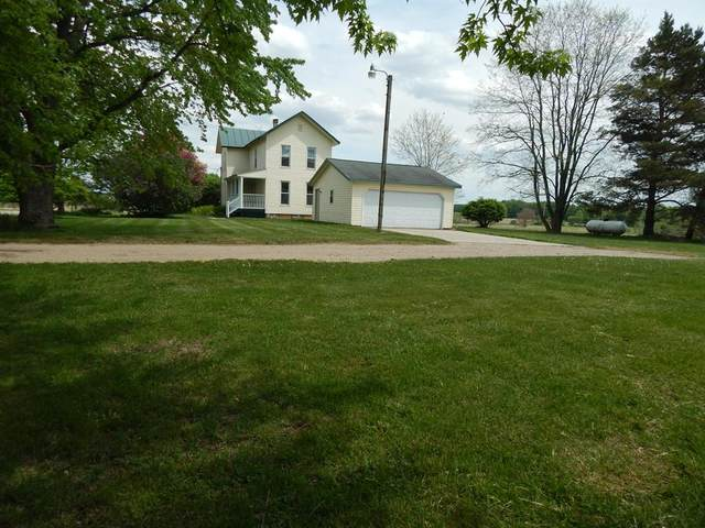 7561 W Tupper Lake Road, CAMPBELL TWP, MI 48849 (#65021019210) :: The Alex Nugent Team | Real Estate One