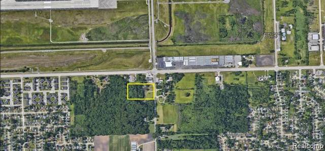 0000 Middlebelt Road, Romulus, MI 48174 (#2210039389) :: Real Estate For A CAUSE