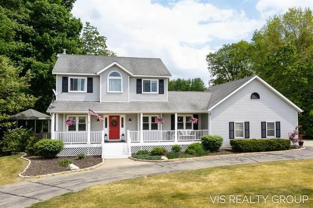 6364 Riverside Lane, Thornapple Twp, MI 49333 (#71021019326) :: Real Estate For A CAUSE