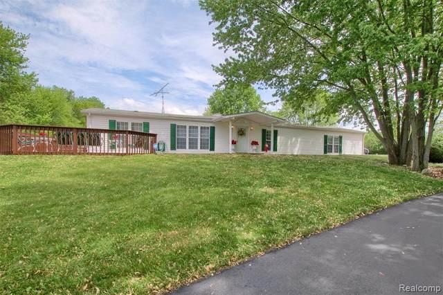 7893 Beck Road, Van Buren Twp, MI 48111 (#2210039616) :: Real Estate For A CAUSE