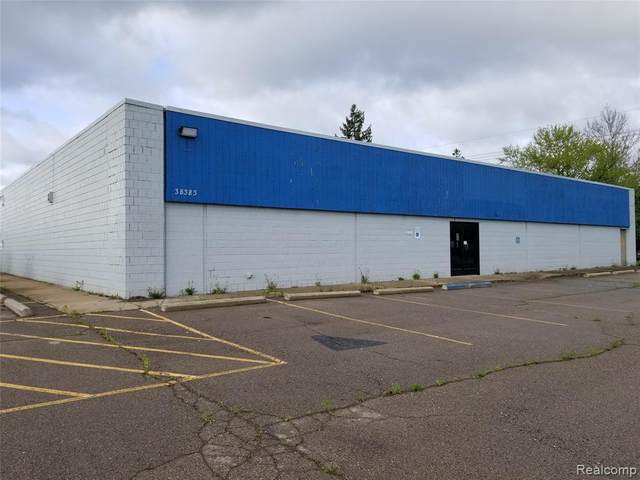 38383 Van Born Road, Romulus, MI 48174 (#2210039670) :: Real Estate For A CAUSE