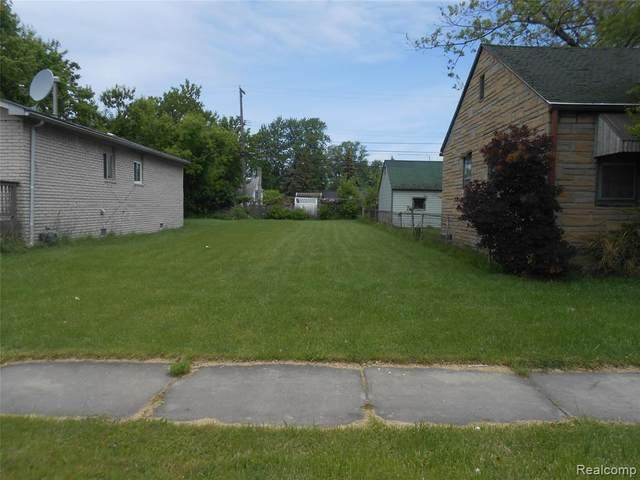 000 W Muir Avenue W, Hazel Park, MI 48030 (#2210039751) :: GK Real Estate Team