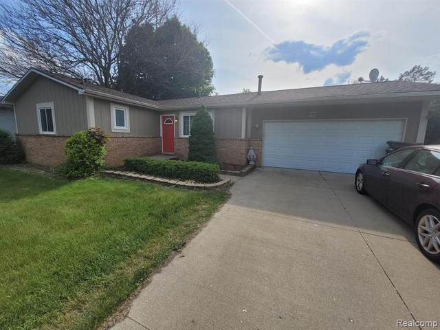 6388 Wildflower Lane, Green Oak Twp, MI 48116 (#2210040285) :: Real Estate For A CAUSE