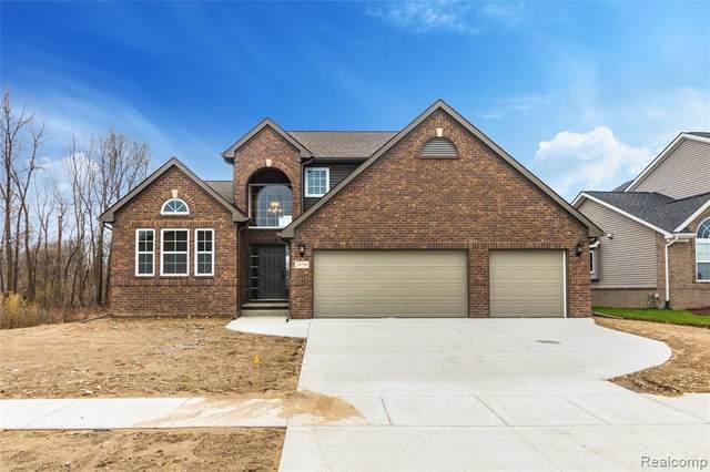 55726 Worlington Lane, Lyon Twp, MI 48178 (#2210040333) :: Duneske Real Estate Advisors