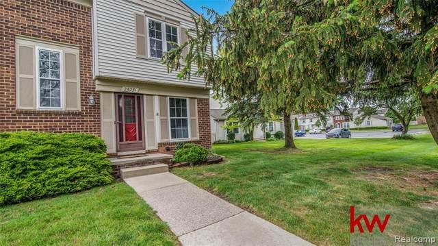24251 Bashian Drive, Novi, MI 48375 (#2210040420) :: Duneske Real Estate Advisors