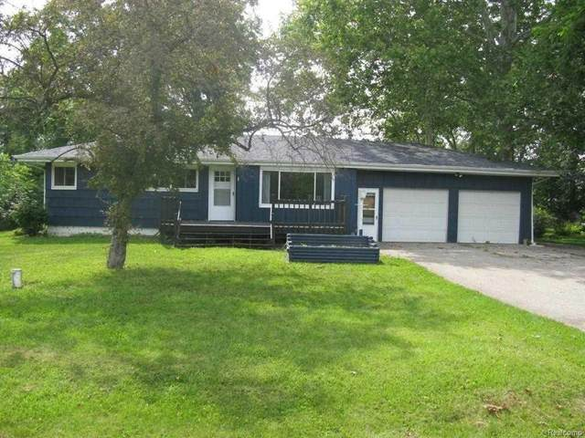 4460 Westway Drive, Flint Twp, MI 48473 (#5050043377) :: Real Estate For A CAUSE