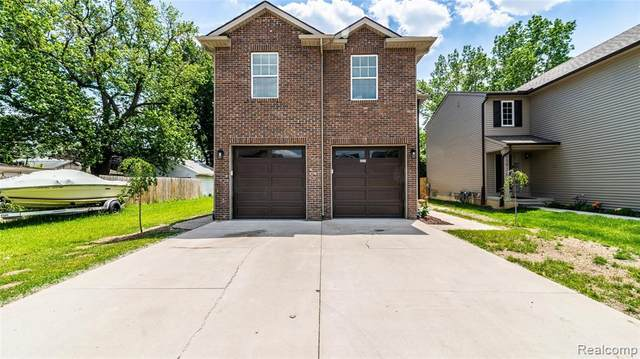 15934 Athens Avenue, Clinton Twp, MI 48035 (#2210040462) :: Real Estate For A CAUSE