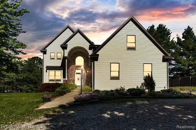 10151 Janaroy Court, Goodrich Vlg, MI 48438 (#2210040703) :: Real Estate For A CAUSE