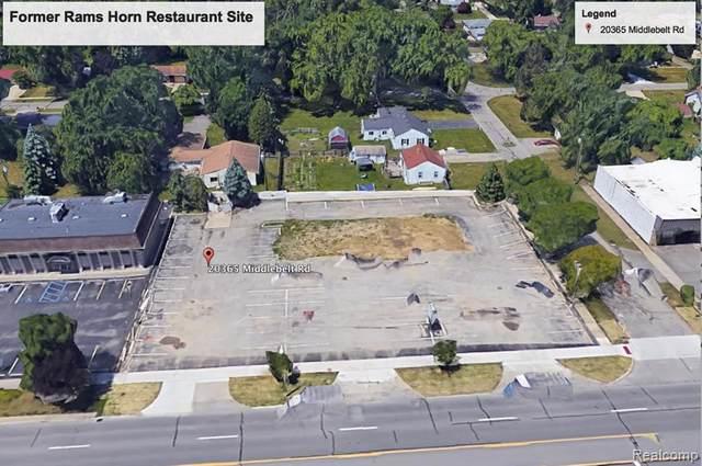 20365 Middlebelt Road, Livonia, MI 48034 (#2210040777) :: Novak & Associates