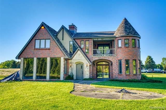 11995 Van Orden, Handy Twp, MI 48892 (#2210040947) :: GK Real Estate Team