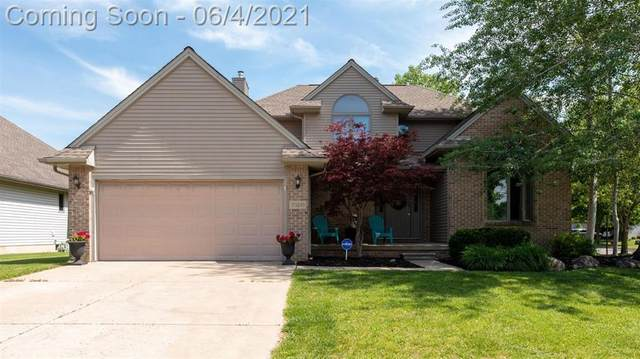725 Ironwood Way, Saline, MI 48176 (#543281424) :: Real Estate For A CAUSE