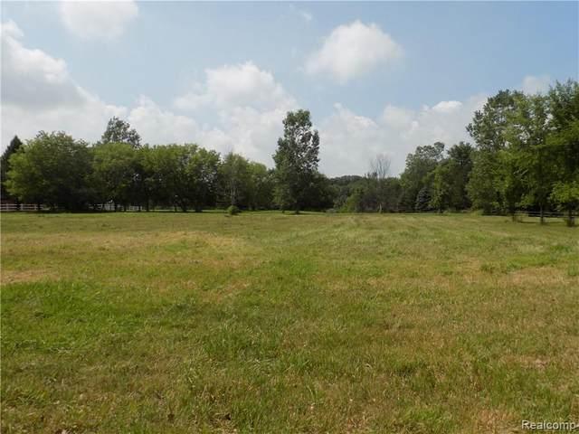 591 Country Meadow Tri, Brandon Twp, MI 48462 (#2210041636) :: Novak & Associates