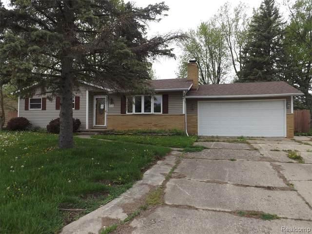 5146 Monticello Drive, Swartz Creek, MI 48473 (#2210041669) :: Real Estate For A CAUSE