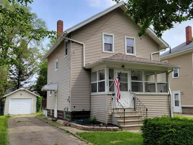 760 Oakdale Avenue, Jackson, MI 49203 (#64021020388) :: Real Estate For A CAUSE