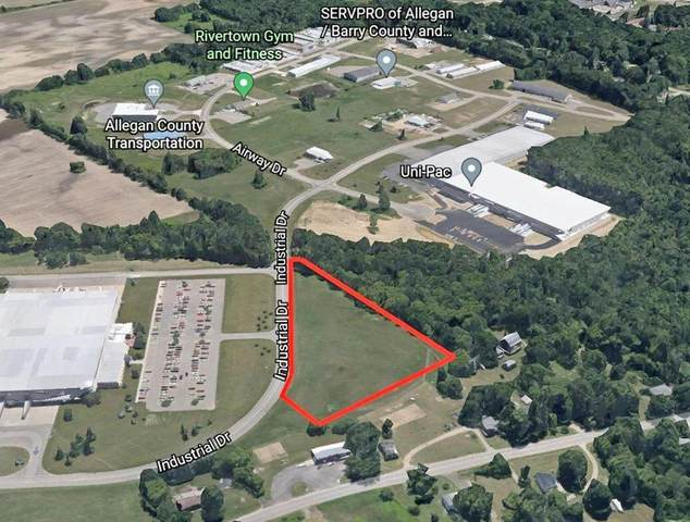 845 Industrial Drive, Allegan, MI 49010 (#66021020473) :: Real Estate For A CAUSE