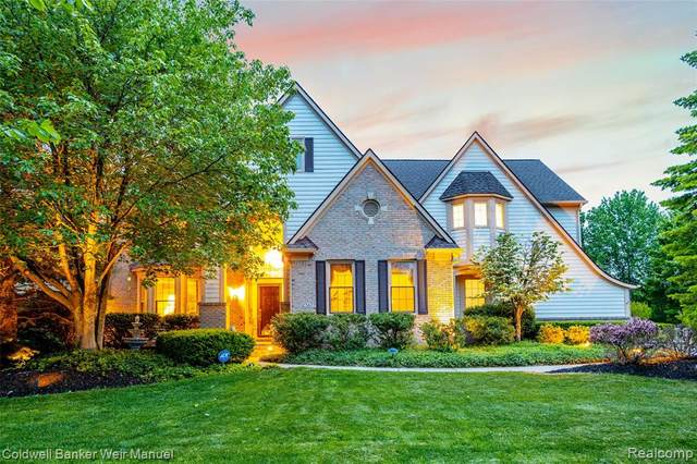 23677 Broadmoor Park, Novi, MI 48374 (#2210041875) :: Duneske Real Estate Advisors