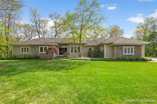 8540 Longleaf Drive SE, Ada Twp, MI 49301 (#65021020567) :: Real Estate For A CAUSE