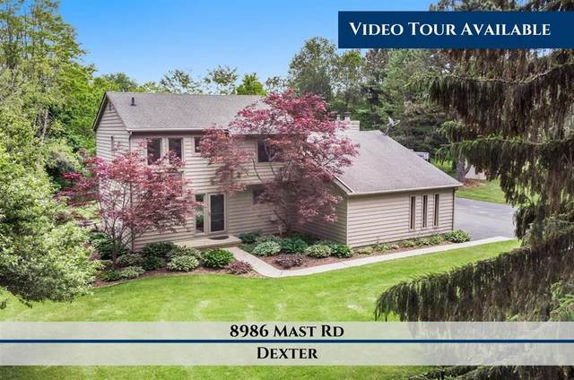 8986 Mast Road, Webster Twp, MI 48130 (#543281382) :: Real Estate For A CAUSE