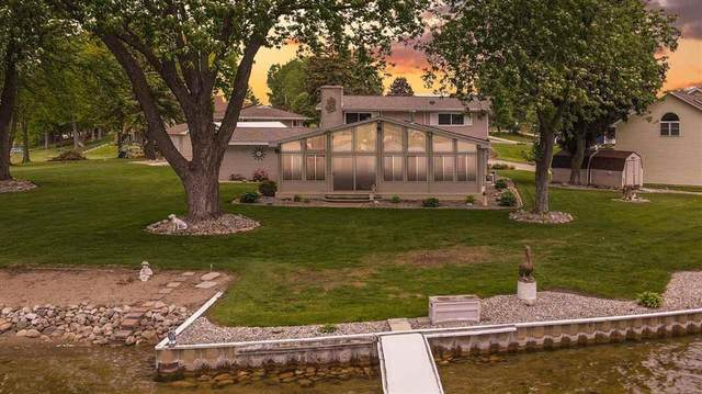 14019 Grand Pt Dr, Somerset, MI 49233 (#55202101676) :: Real Estate For A CAUSE