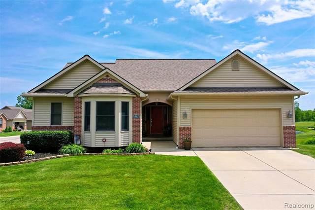 1446 Mallard Drive, Burton, MI 48509 (#2210042156) :: Real Estate For A CAUSE