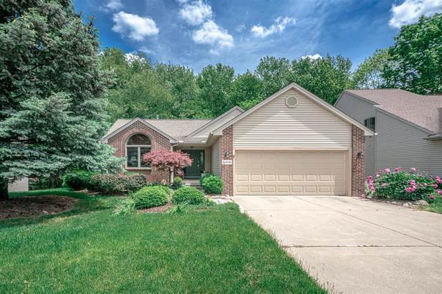 1998 Wildwood Trail, Saline, MI 48176 (#543281457) :: Real Estate For A CAUSE