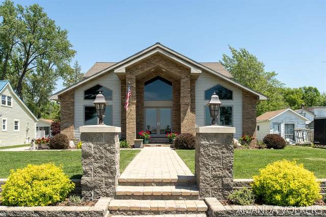 1320 N Shore Drive, Golden Twp, MI 49436 (#65021020911) :: Real Estate For A CAUSE