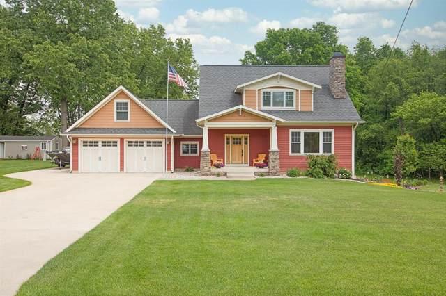 52117 Nancy Lane, MENDON TWP, MI 49093 (#69021020905) :: Real Estate For A CAUSE