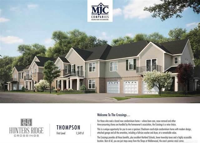 9900 Ridge Run Street 32/4, Hartland Twp, MI 48855 (#58050043970) :: Real Estate For A CAUSE