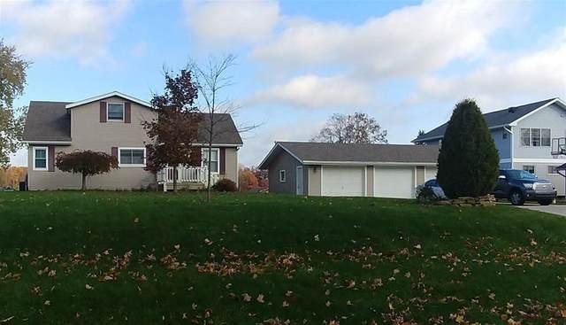 70 W Olcott Lake Drive, Napoleon, MI 49201 (#55202101686) :: Duneske Real Estate Advisors