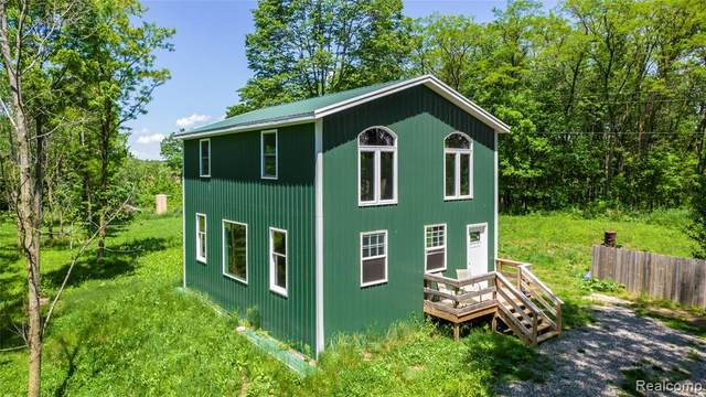 2507 S Waldron Road, Pittsford Twp, MI 49247 (#2210042510) :: Real Estate For A CAUSE